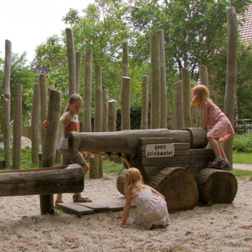 Speelburcht Oostvoorne Header